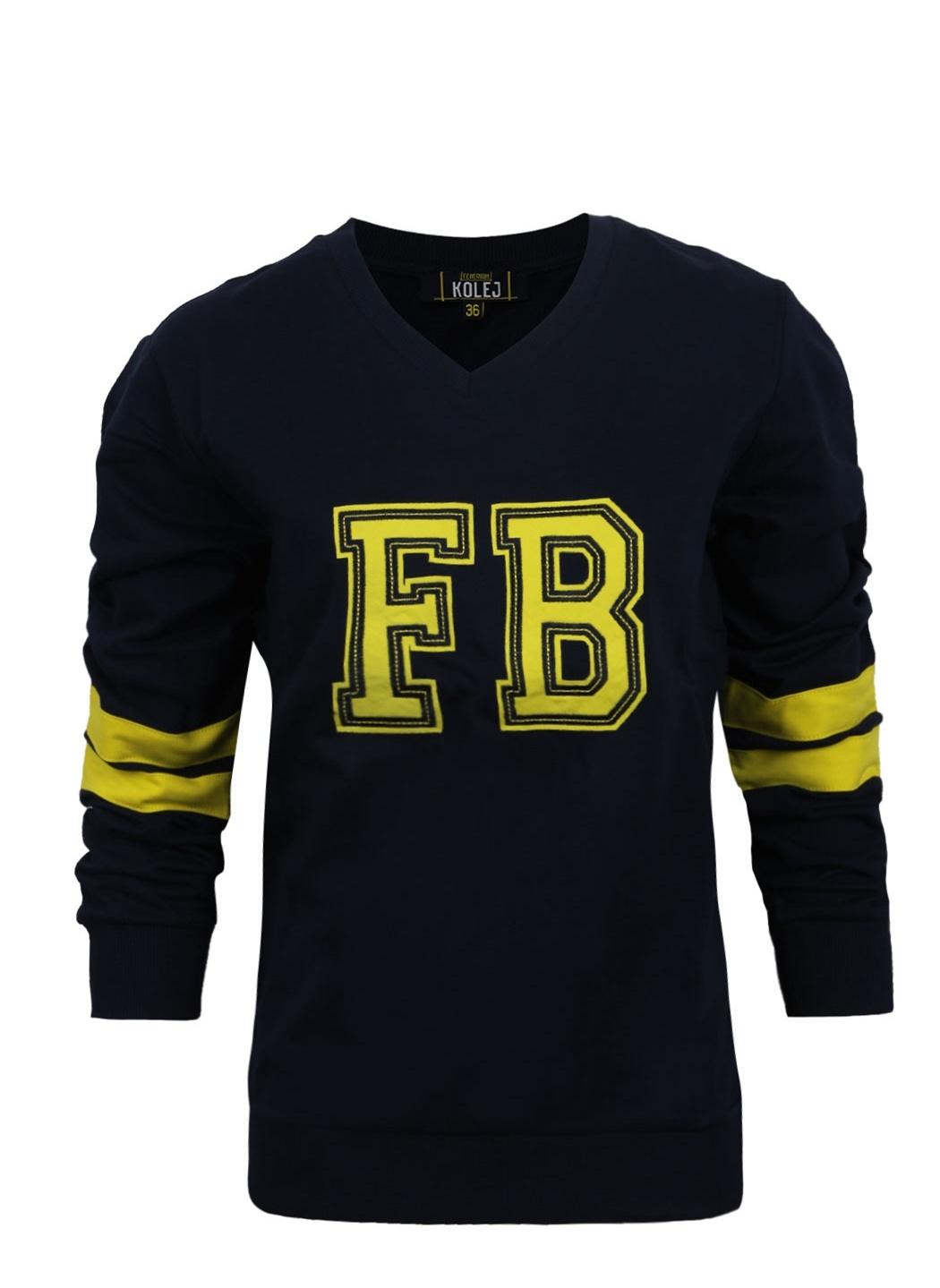 Fenerium Sweatshirt TK017B9Y07 Kadin Kolej Fb Sweat